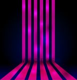 Abstract vector strips background. For your design Stock Photography
