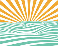 Abstract Vector Summer Stock Photo
