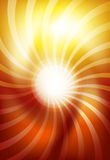 Abstract vector sunshine background Stock Image
