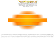 Abstract vector tech bright design Stock Image