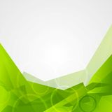 Abstract vector tech shiny background Stock Image