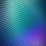 Abstract Vector Technological Waveform Backround Stock Photos