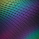 Abstract Vector Technological Waveform Backround Stock Photo
