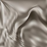 Abstract Vector Texture, Beige Silk Royalty Free Stock Image