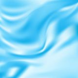 Abstract Vector Texture, Blue Silk Stock Photos