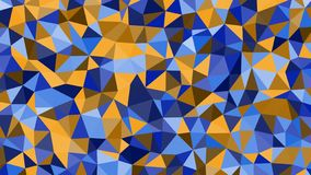 Abstract vector trendy colorful triangular pattern. Modern polygonal background HD format. Abstract vector trendy colorfull triangular pattern. Modern polygonal stock illustration