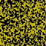 Abstract vector triangular geometric background Stock Photos