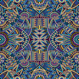 Abstract vector tribal ethnic background Royalty Free Stock Images