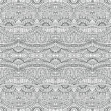 Abstract vector tribal ethnic background Stock Images