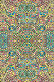Abstract vector tribal ethnic background Royalty Free Stock Photo
