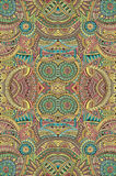 Abstract vector tribal ethnic background Royalty Free Stock Photos