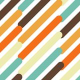 Abstract vector vintage color background, seamless pattern or wallpaper on white background. Vintage style Stock Photo