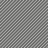 Abstract Vector Wallpaper With Strips. Abstract vector wallpaper with diagonal black and white strips. Seamless colored background. Geometric pattern stock illustration