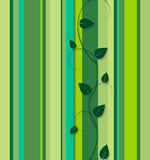 Abstract vector wallpaper with strips Stock Images