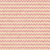 Abstract vector zig zag seamless pattern with rough grunge texture Royalty Free Stock Photography