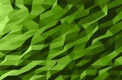 Abstract vectormalplaatjeontwerp met kleurrijke geometrische driehoekige achtergrond voor brochure, websites, pamflet royalty-vrije illustratie