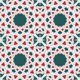 Abstract vectormozaïekpatroon Royalty-vrije Stock Foto