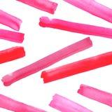 Abstract verfijnd prachtig schitterend elegant grafisch mooi rood roze karmozijnrood magenta diagonaal lijnenpatroon Stock Fotografie
