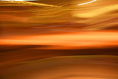 Abstract verlichtingseffect Royalty-vrije Stock Afbeeldingen