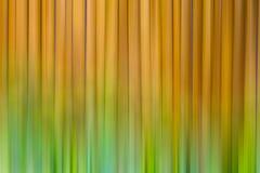 Abstract Verticaal Onduidelijk beeld zoals Bamboemuur Stock Afbeelding