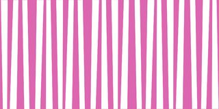 Abstract vertical pink and white cute baby print. Abstract vertical striped pattern. Pink and white cute baby print. Background for wallpaper, web page, surface Stock Photos
