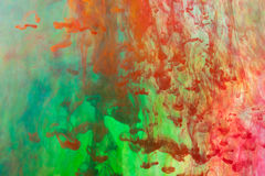 Abstract. And very colorful motion blur background Royalty Free Stock Photography