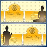 Abstract of Vesak Day Stock Images