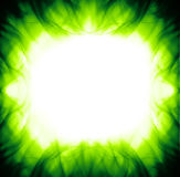Abstract vibrant green backgrounds Royalty Free Stock Images