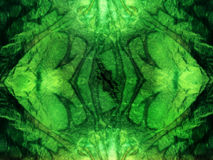 Abstract vibrant green texture, Background Royalty Free Stock Photos