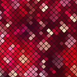 Abstract vibrant mosaic Royalty Free Stock Images