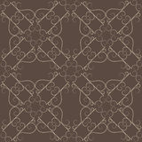 Abstract Victorian Orient Ethnic Pattern Stock Photography