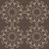 Abstract Victorian Orient Ethnic Pattern Royalty Free Stock Photos