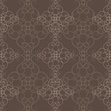 Abstract Victorian Orient Ethnic Pattern Royalty Free Stock Photography