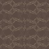 Abstract Victorian Orient Ethnic Pattern Royalty Free Stock Images