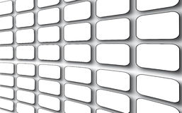 Abstract video wall Stock Photo