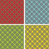 Abstract vierkant patroon Stock Fotografie