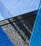 Abstract view of modern buildings 1 Royalty Free Stock Photography