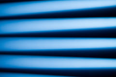 Abstract view of streaked lights Royalty Free Stock Photography