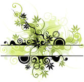 Abstract vine background Stock Image