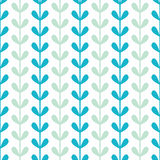 Abstract vines leaves seamless pattern background Stock Photos
