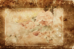 Abstract vintage background Royalty Free Stock Photo