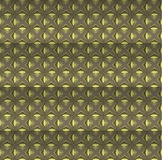 Abstract vintage background with folds. Vector illustration Royalty Free Stock Photos