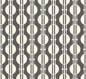 Abstract Vintage background - seamless pattern Stock Photography