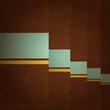 Abstract vintage background. Vector Illustration for your design Royalty Free Stock Photos