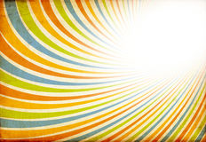 Abstract vintage colorful background. Royalty Free Stock Photography