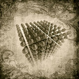 Abstract vintage design Royalty Free Stock Photo