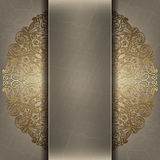 Abstract vintage design. Royalty Free Stock Photography