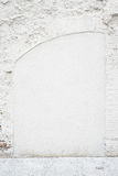 Abstract vintage empty background.Photo of old white painted brick wall texture. White washed brickwall surface.Vertical Royalty Free Stock Photo