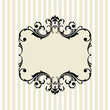 Abstract vintage frame Royalty Free Stock Photo