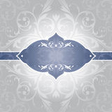 Abstract vintage frame. Vector illustration Royalty Free Stock Images